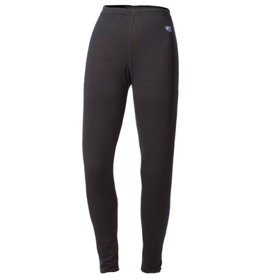 Womens Expedition Weight 100% Merino Wool Thermal Pant