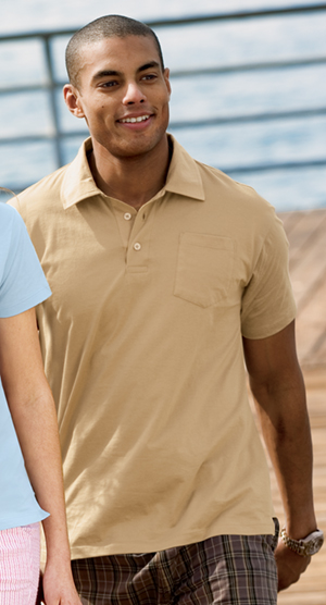 DISCONTINUED District Threads® - District Sport Shirt with