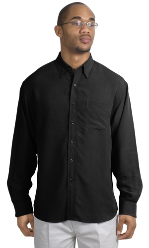 Port Authority Signature® - Polynosic Shirt. S630.