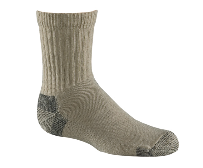 Kids Jr Soft Acrylic Hiking Socks
